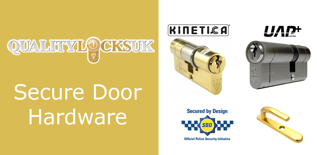 Stay secure with our guide to door security and cylinders