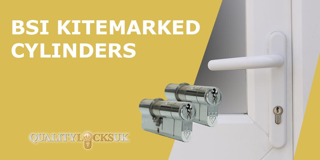 What is a British Kitemarked Cylinder?
