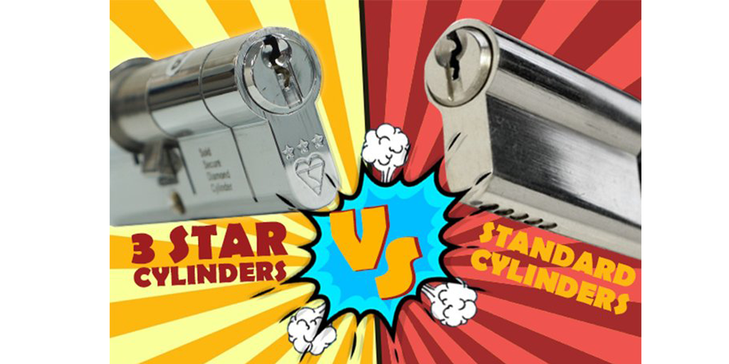 Kitemark Cylinders vs Standard Cylinders