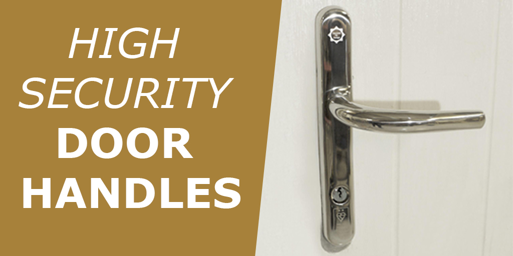 How secure is your front door handle?