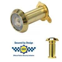 Extra Wide Secured by Design Door Viewers - 14mm Barrel