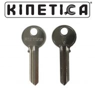 Genuine Kinetica Key Blank