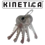 Additional Kinetica Cylinder Key Cut