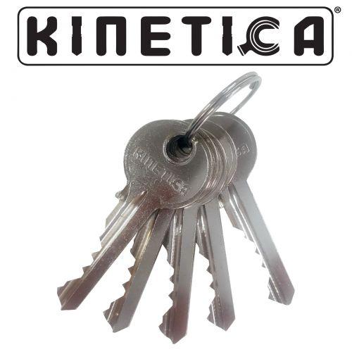 Additional Kinetica Cylinder Key Cut