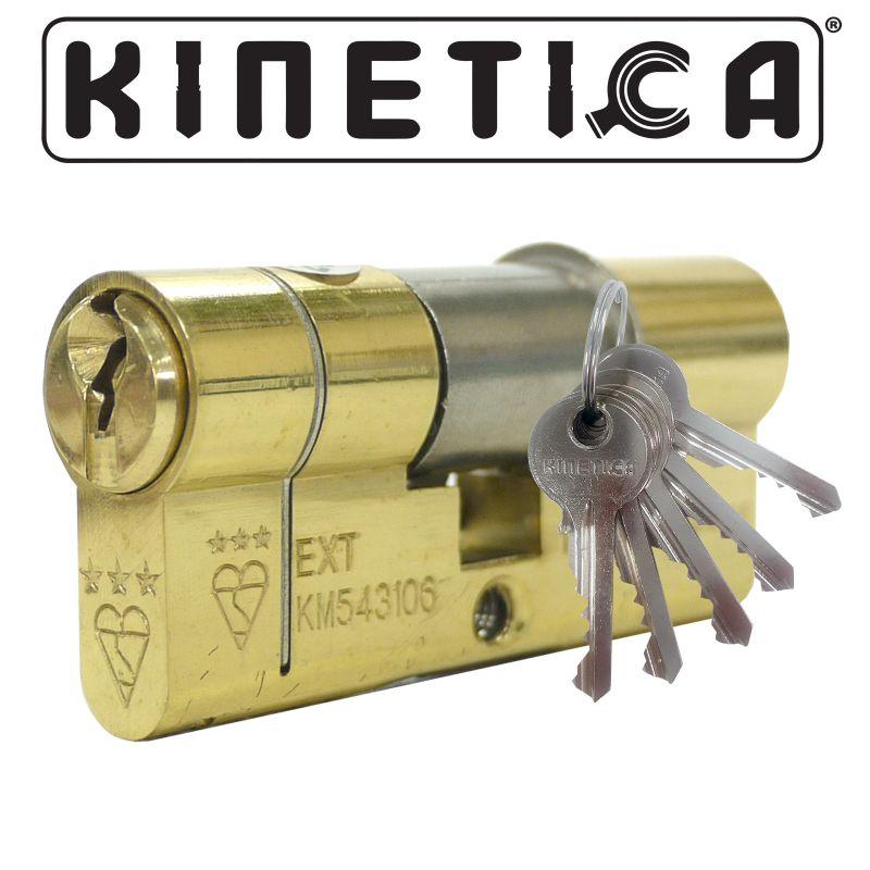 3* Kitemarked Cylinders
