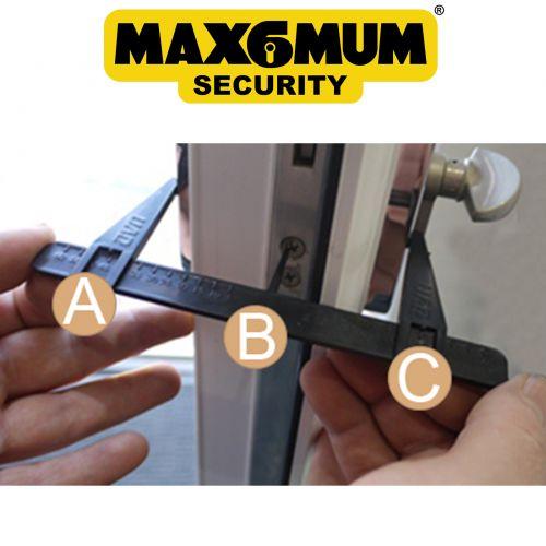 MAX6MUM SECURITY Cylinder Gauge