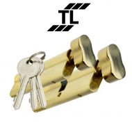 TL Budget Thumb Turn Euro Cylinders Keyed alike in Pairs