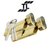 TL Budget Thumb Turn Euro Cylinders Keyed alike in Pairs