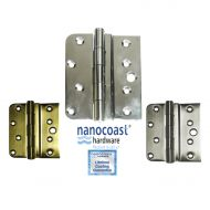 Composite Door Hinges - Lifetime Coating Guarantee