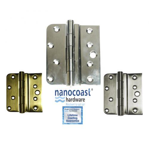 Composite Door Hinges - Lifetime Coating Guarantee