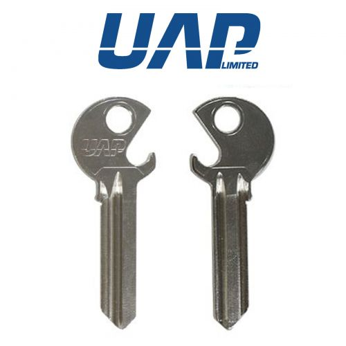 Genuine UAP Universal Bottle Opener Key Blank