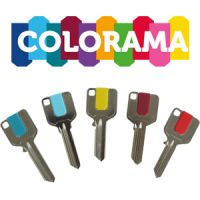 COLOURED KEY INSERT