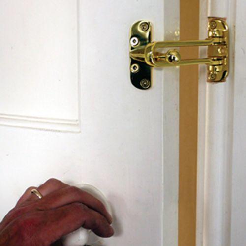 Door Restrictor Guards