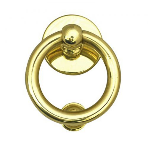 Simple Ring Door Knocker
