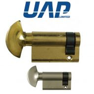 UAP Standard Thumb Turn Half Cylinders