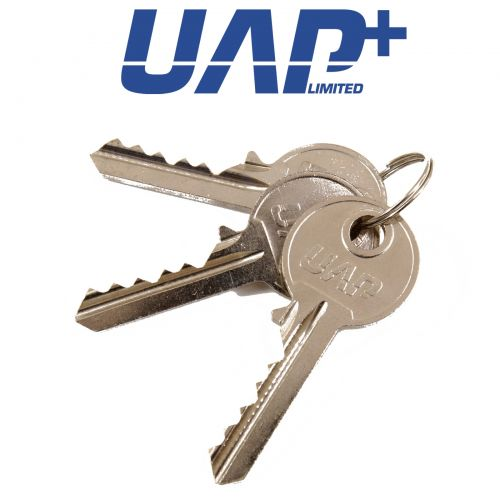 Additional UAP Cylinder Key Cut