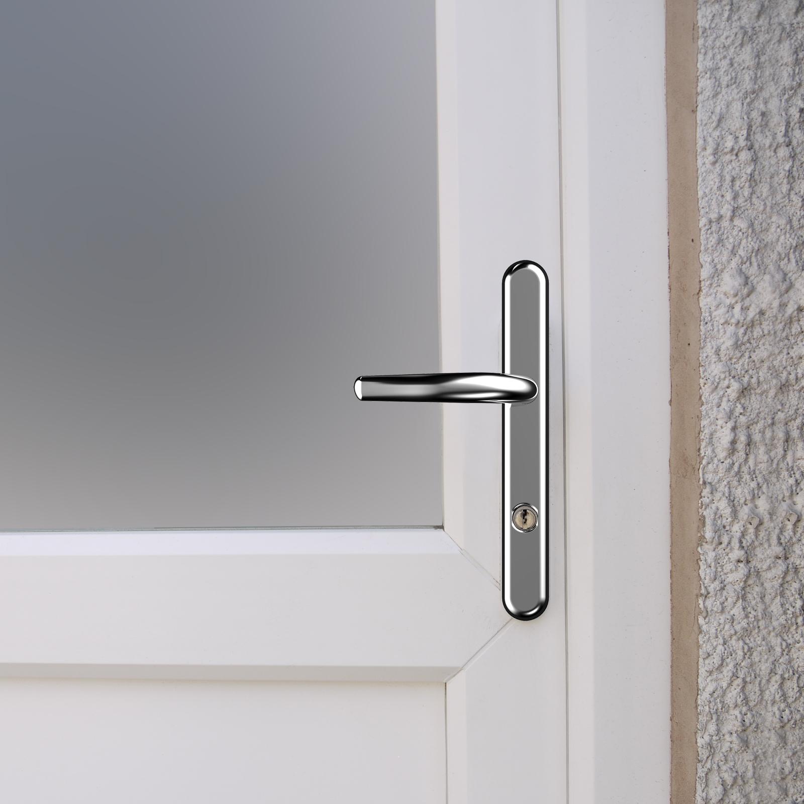 Front Door Handles >> High Security Front Door Handles